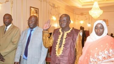 Tchad: 4 nouveaux membres du HCC ont prêté serment