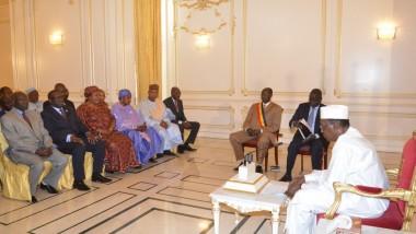 Tchad: Installation des membres du Haut Comité des Réformes Institutionnelles