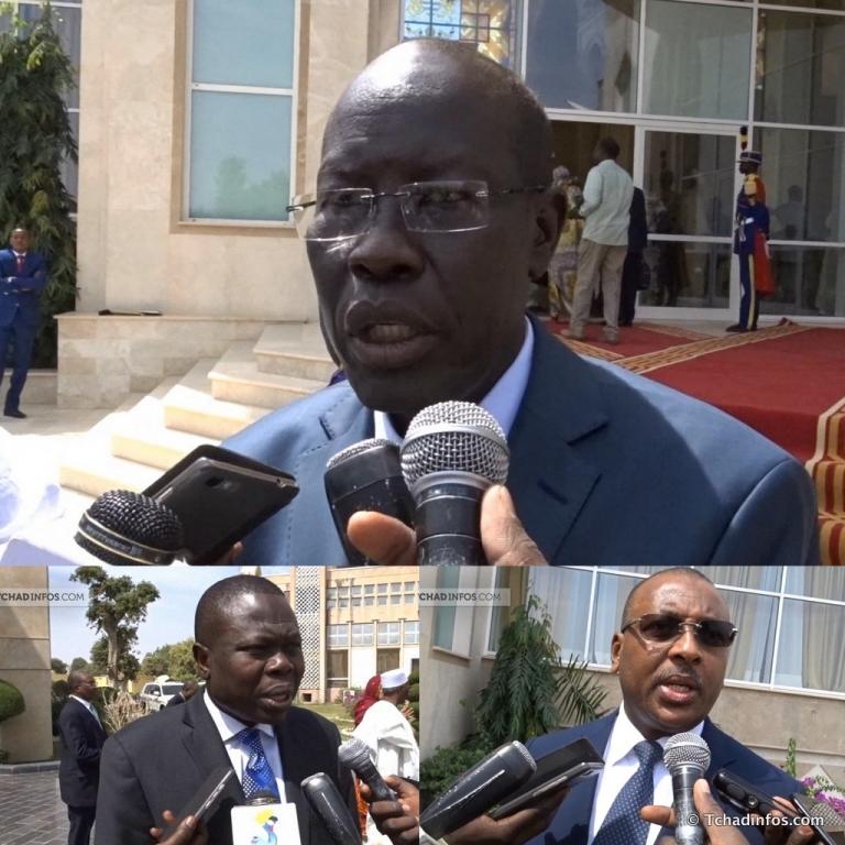 Tchad : les nouveaux membres du gouvernement se veulent optimistes