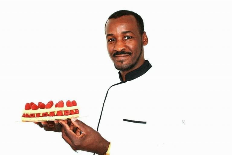 """Diaspora : """"je pense être autant un pâtissier qu'un cuisinier"""" Hissein MAHAMOUD"""