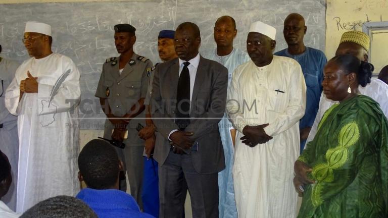 Tchad: Dago Yacouba encourage enseignants et élèves à l'assiduité
