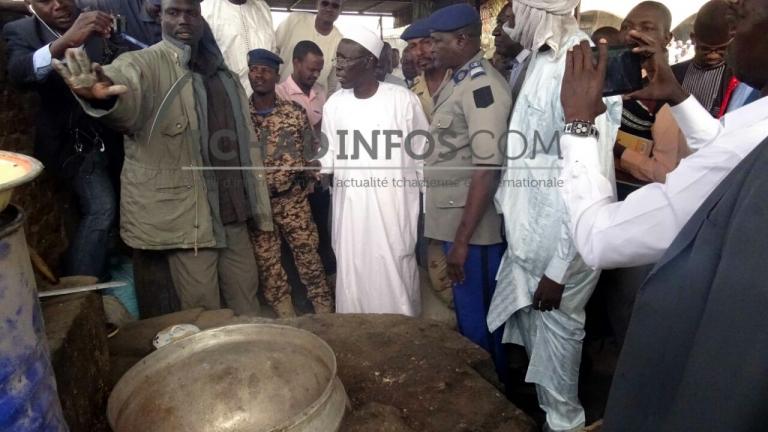 Tchad: surpopulation à la prison d'Amsinéné le ministre de la Justice promet des changements