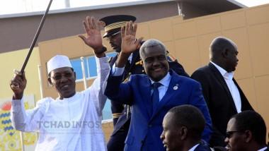 Tchad bilan 2017 : Politique