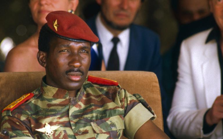 Afrique : bientôt un monument dédié à l'honneur de Thomas Sankara