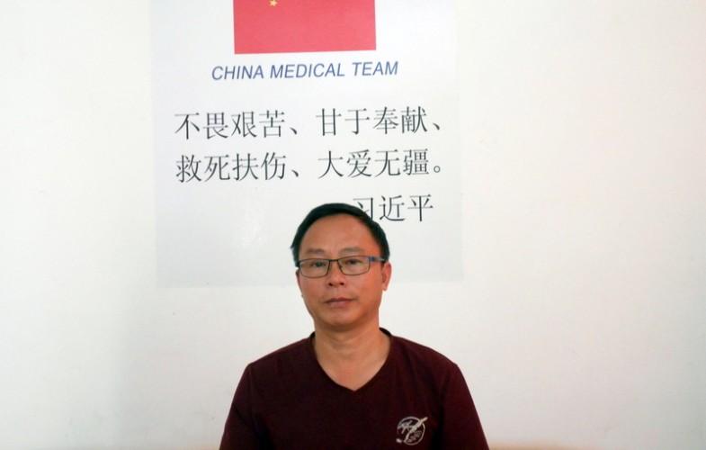 Santé: La mission médicale chinoise au Tchad vole au secours des patients
