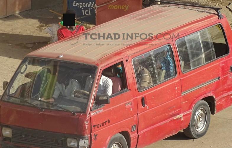 Human of N'Djamena: Malloum, un «apprenti chauffeur» déterminé à devenir mécanicien garagiste