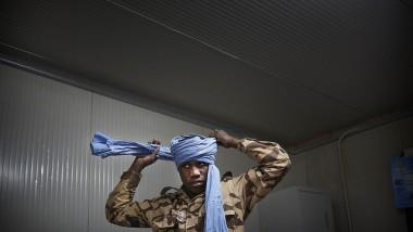 Reportage : immersion au coeur du régiment des Casques Bleus Tchadiens de la MINUSMA