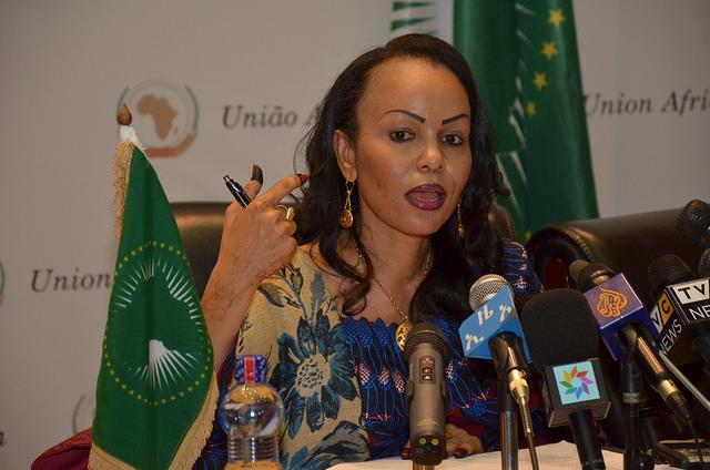 Afrique centrale: la tchadienne Fatimé Haram Acyl devient vice-présidente de la Commission de la CEMAC