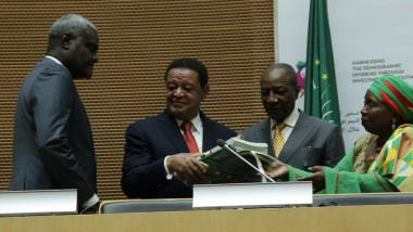 Union africaine : Moussa Faki a pris fonction