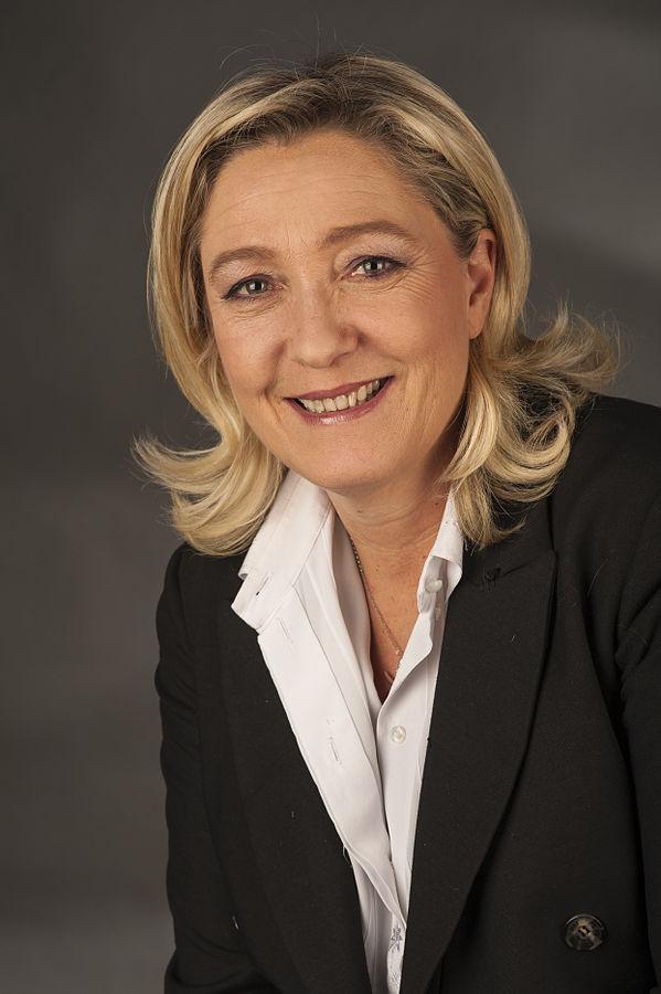 Tchad-France: Marine Le Pen sera à N'Djaména mardi prochain