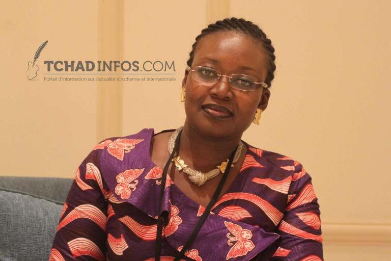 Alixe Ndolenodji Naimbaye : « La femme est un élément moteur dans le développement socio-économique de toute société »