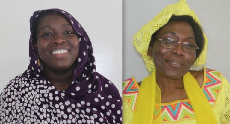 Millicom Tchad honore les femmes tchadiennes: Portraits des deux femmes cadres chez Tigo