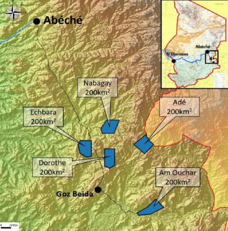 Tchad : le français enlevé serait un employé de la société Tekton Minerals