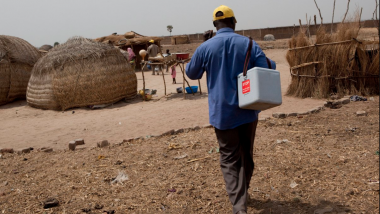 Tchad : grande campagne de vaccination contre la polio