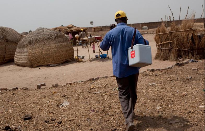 Tchad : vers l'éradication totale de la polio