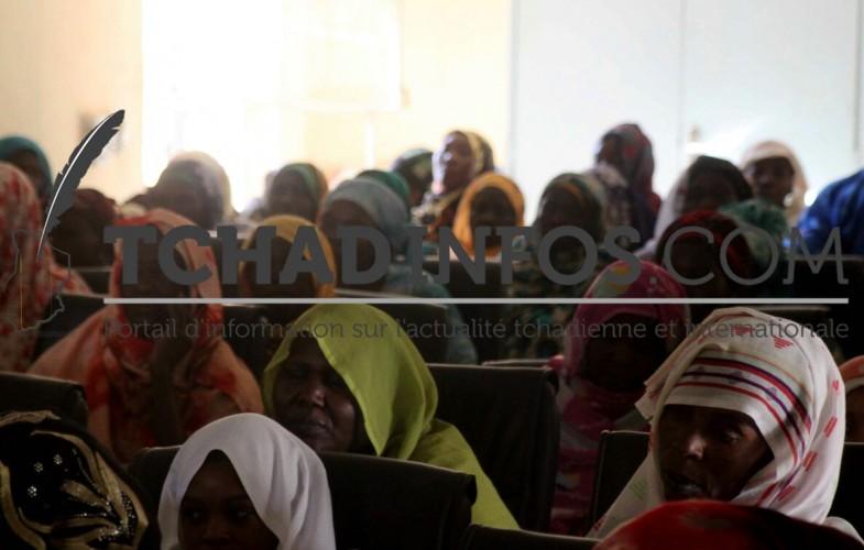 Senafet: L'ONAPE présente ses prestations aux femmes