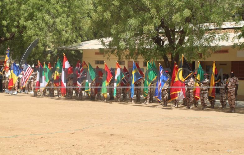 Tchad : 1700 militaires ont participé à l'exercice militaire multinational Flintlock