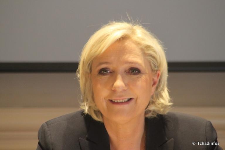 """Marine Le Pen – interview exclusive : """"il n'y a pas une once de racisme, ni dans mon cœur ni dans mon projet"""""""