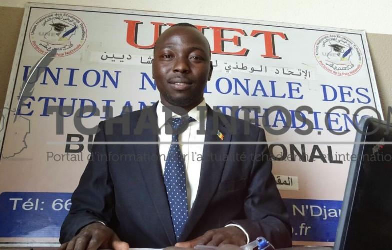 Tchad : Guelem Richard Président de l'UNET est libre