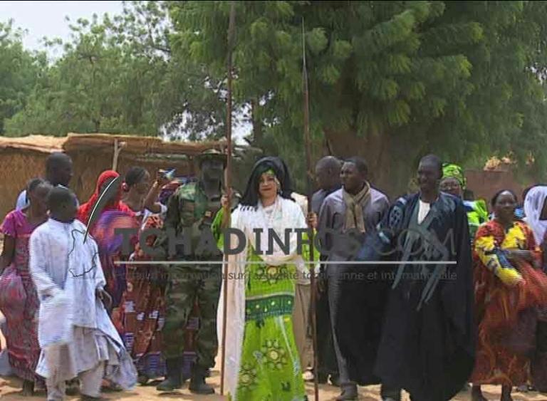 Tchad: la première dame intronisée mère du sultanat du Baguirmi