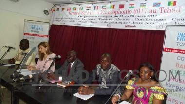Tchad: la semaine de la francophonie prévues du 13 au 29 mars à N'Djamena et en province