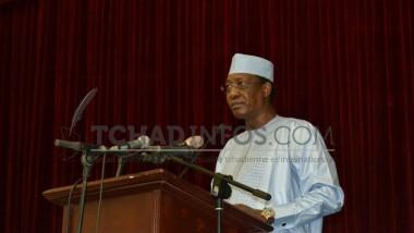 Idriss Déby Itno : « La course effrénée aux biens illicites doit s'arrêter »