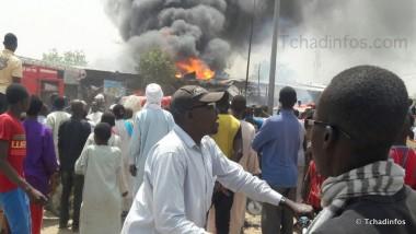 Tchad : une série d'incendies causés par des stations-service non conformes