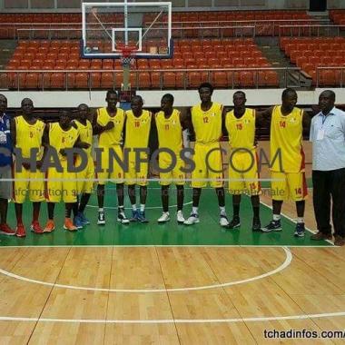 Afro Basket: les SAO battent le Gabon 71 à 42