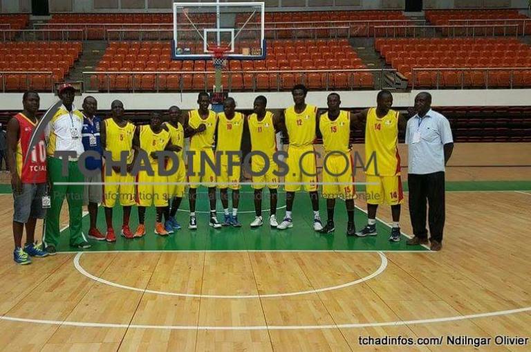 Tchad/ Sport: basket-ball, le Tchad compte une victoire en trois matches