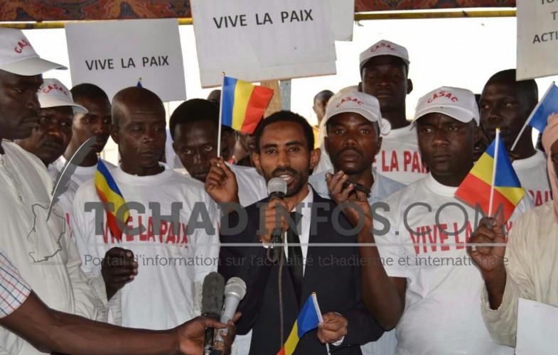 Société: la CASAC invite les Tchadiens à préserver la paix