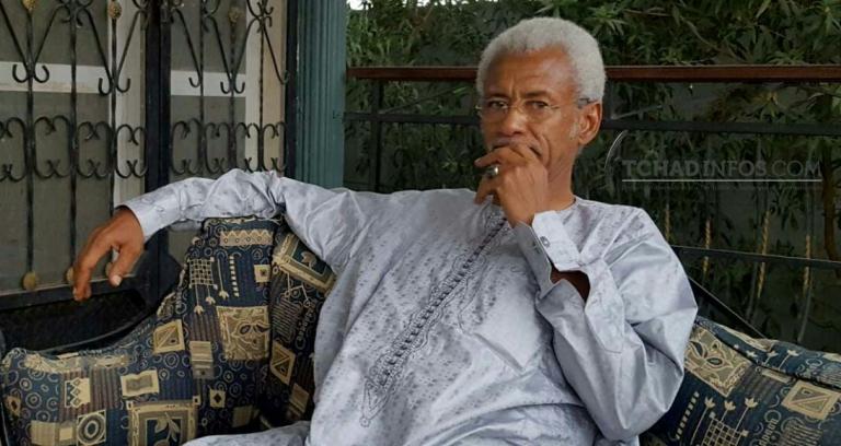 """""""Nous allons œuvrer au renforcement de la coopération économique, scientifique et culturelle entre le Tchad et la France"""" Amine Abba Sidick"""