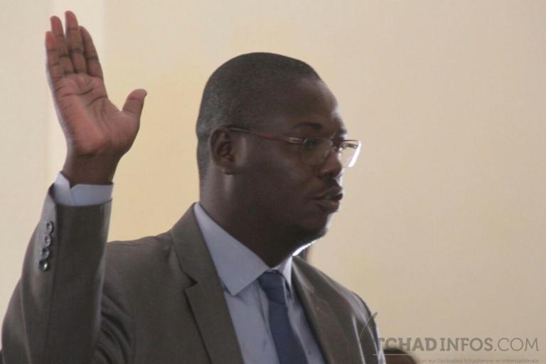 Begoto Miarom a prêté serment en tant que membre du conseil consultatif de l'Union Africaine sur la corruption