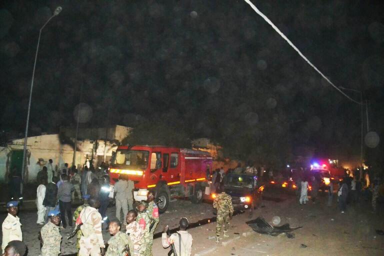 N'Djamena : une violente explosion fait plusieurs blessés