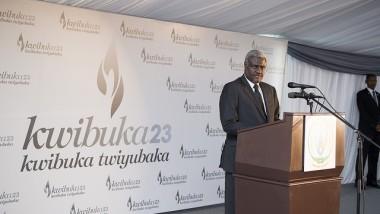 L'UA commémore le 23e anniversaire du génocide au Rwanda