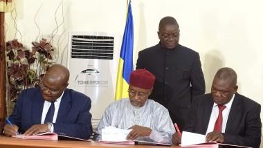 Tchad : gouvernement et syndicat signent un accord