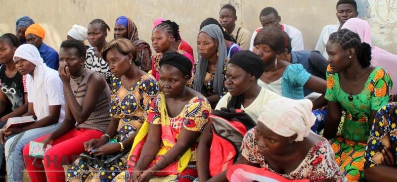 Tchad : les filles mères encouragées à se former pour se prendre en charge