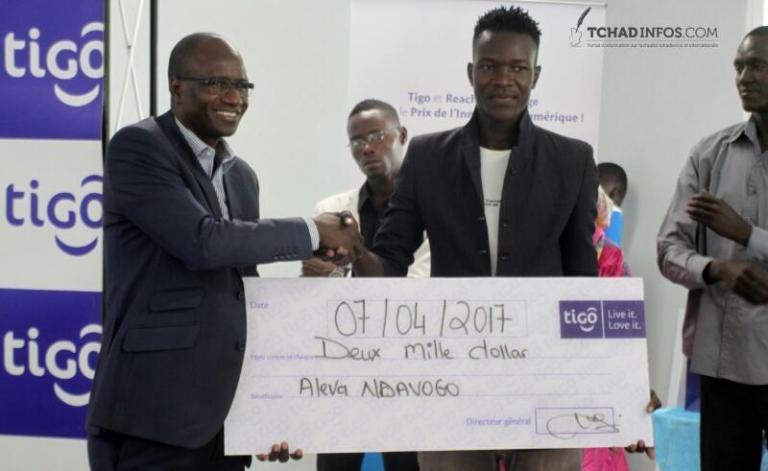 Tigo Tchad récompense 8 lauréats de son programme pour l'innovation numérique Reach for change