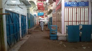 Tchad: les commerçants du marché à mil de N'Djamena ont fermé boutique