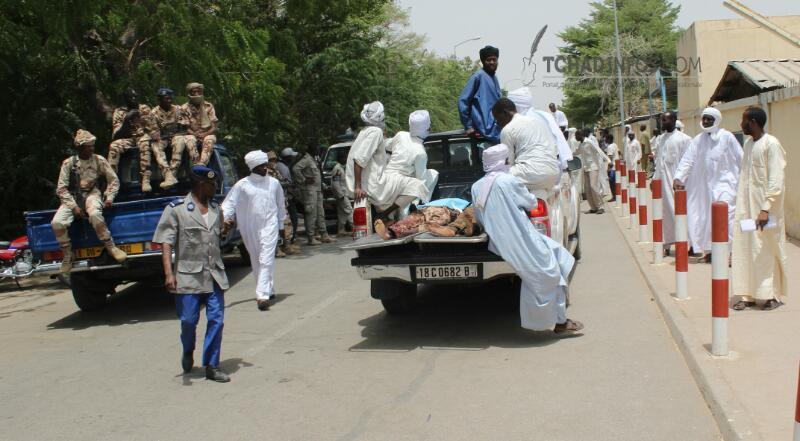 tchad 11 personnes tu es dans une attaque d un convoi des rh tchadinfos com tchadactuel tchad carriere