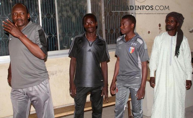 Tchad : 4 prévenus se déclarent coupables de l'attaque des prisonniers