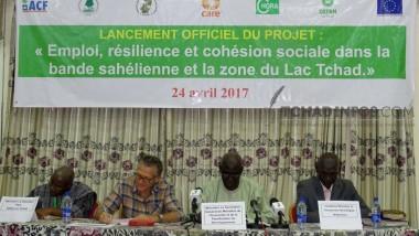 La bande sahélienne et la zone du Lac-Tchad bénéficient d'un projet de 15 millions €