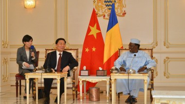 Tchad: la Chine promet 200 millions de Yuan sans contrepartie pour le soutien des projets de coopération