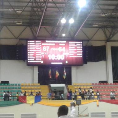 Afrobasket : les SAO du Tchad éliminés de justesse