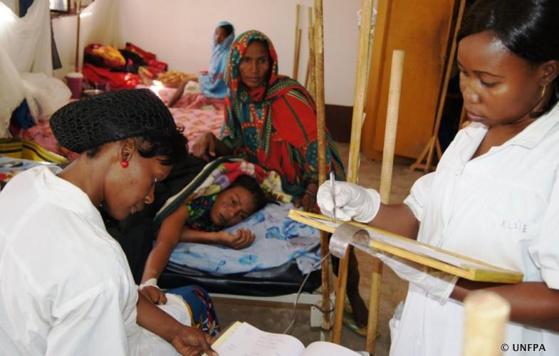 Tchad : plus de  4 000 victimes de la fistule opérées depuis 2003