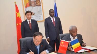 Diplomatie : entrée en vigueur de l'exemption réciproque de visa entre la Chine et le Tchad