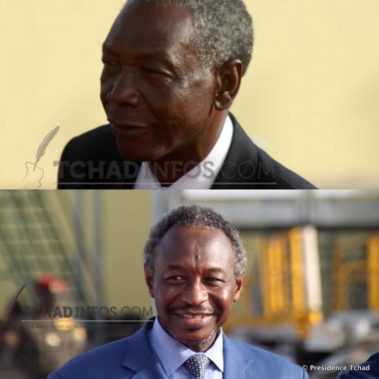 Tchad : il est mis fin aux fonctions des ministres Houdeingar et Dahlop