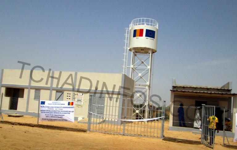 Tchad: Six mini châteaux d'eau inaugurés dans la région du Salamat