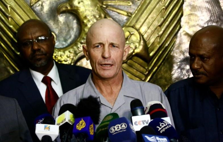 Thierry Frezier l'otage français enlevé en mars au Tchad remis aux autorités françaises