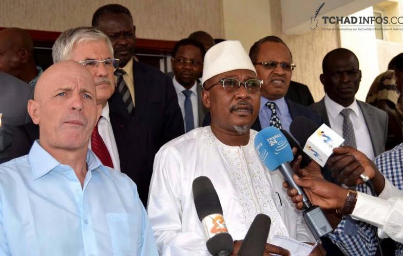 Tchad : Bachir met en garde toute personne qui serait tentée de commettre un rapt