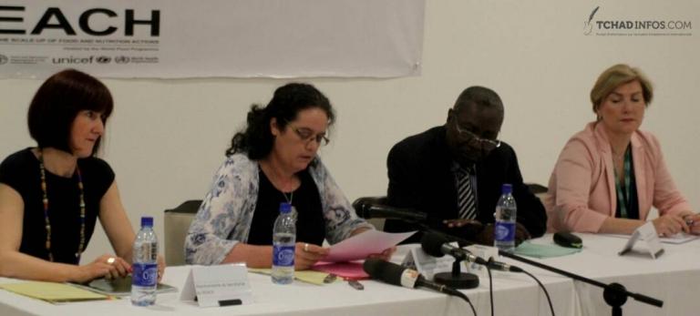 Tchad: le projet Reach lancé pour coordonner les activités sur la nutrition